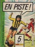EN PISTE 2EME 5 BE MON JOURNAL 09-1985 - Petit Format