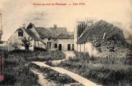 Ferme Au Sud De Pervyse - Juin 1916 (PhoB) - Poperinge