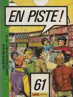 EN PISTE 2EME 61 BE MON JOURNAL  05-1990 - Petit Format