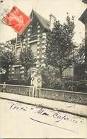 -ref-B577- Carte Photo Non Située à Identifier - Villa Mon Caprice - Villas - Batiments Et Architecture - - Cartes Postales