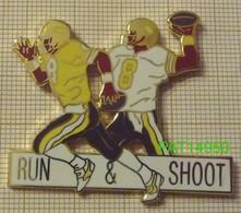 FOOTBALL AMERICAIN RUN & SHOOT En ZAMAC - Football