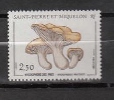 1987      N° 475   NEUF **    CATALOGUE YVERT - St.Pierre Et Miquelon