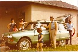 Photo Originale Citroën 3 Cv - Cars