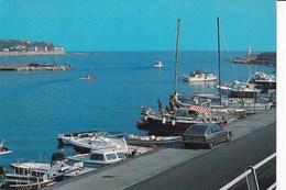A937 ACCIAROLI - PORTO VISTO DALL'ALTO CON PUNTA CALEO - Salerno