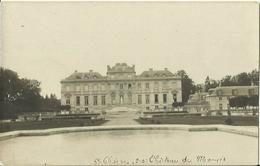 CPA De SAINT CHERON - Château Du Marais (Souchay Photo). - Saint Cheron