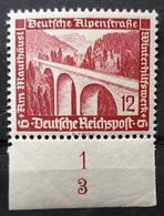 DR Mi. 639 Mit Formnummer FN3, Postfrisch (732) - Ungebraucht