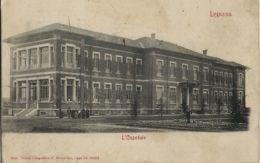 LEGNANO L'OSPEDALE 1900 ANIMATA - Legnano