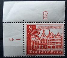 DR Mi. 734 Mit Formnummer FN2, Postfrisch (733) - Ungebraucht