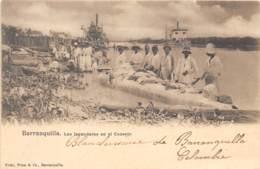 Colombie - Barranquilla / 07 - La Lavanderas En El Consejo - Colombia