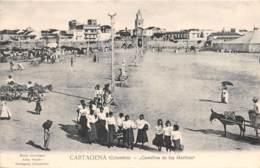 Colombie - Cartagena / 01 - Camellon De Los Martires - Colombia
