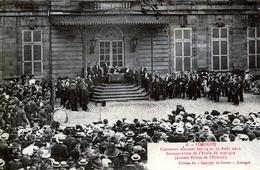 87. HAUTE-VIENNE - LIMOGES. Concours Musical 1910. Inauguration De L'Ecole De Musique. - Limoges