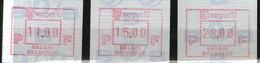 "PIA - BEL - 1993 - Tps De Distributeurs : ""Antwerpen '93"" - Esposizione Filatelica Nazionale Ad Anversa  - (Yv 39) - Belgio"
