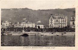 STRESA BORROMEO - Lungo Lago - Italy