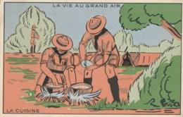 Boy Scout Propaganda - Illustratoren & Fotografen