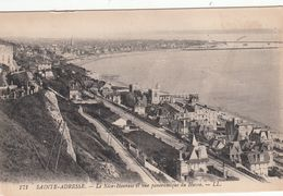 Cp , 76 , SAINTE-ADRESSE , Le Nice-Havrais Et Vue Panoramique Du Havre - Sainte Adresse