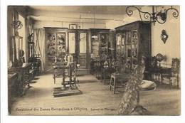 Ollignies - Pensionnat Des Dames Bernardines. - Lessines