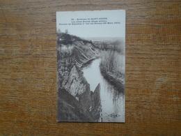 Environs De Saint-dizier , Les Côtes Noires ( étage Albien ) Victoire De Napoléon 1er Sur Les Russes ( 26 Mars 1814 ) - Saint Dizier
