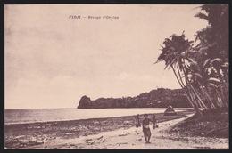 FIDJI.  Rivage D'Ovalan - Fidji