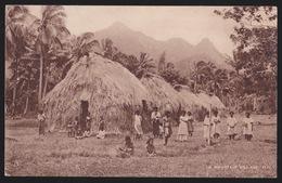 FIDJI.  Mountain Village - Fidji