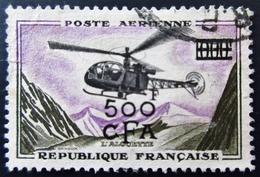 1964 Réunion Yt PA60 .Alouette .   Oblitéré - Oblitérés