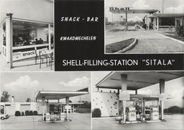 "Kwaadmechelen - Shell-filling-station ""Sitala"" - Ham"