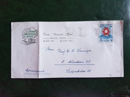 (9390) STORIA POSTALE ITALIA 1964 - 1946-.. République