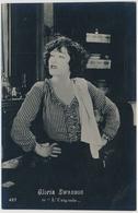 POSTAL FOTOGRAFIA DEL ACTOR GLORIA SWANSON / 497 / In L' USIGNOLO - Fotos