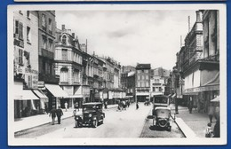 NIORT    Rue Victor Hugo    Animées  Voiture Traction - Niort