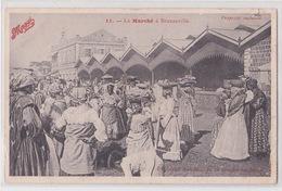 Brazzaville.  Le Marché - Brazzaville
