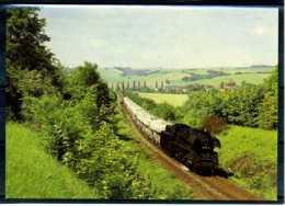 M13154)AK Dampflok 411130 - Eisenbahnen