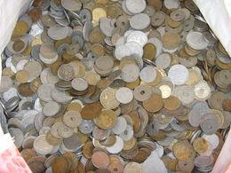Lot 1,5 KG De Monnaies ANCIENNE FRANCAISE - Munten & Bankbiljetten
