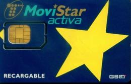 Spain GSM SIM Cards,  (1pcs,MINT) - Telefonica