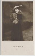 POSTAL FOTOGRAFIA DEL ACTOR GRETE WEIXLER / K. 1501 / PHOTOCHEMIE BERLIN - Foto's