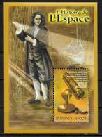 BURUNDI   BF 135  * * ( Cote 20e ) Astronomie Telescope Isaac Newton - Astronomie