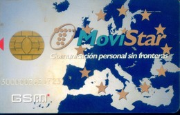 Spain GSM SIM Cards,  (1pcs) - Telefonica