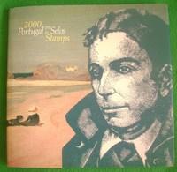 Lisboa - Portugal Em Selos 2000 - Correios - CTT - Stamps - Timbres Filatelia Philatély - Libros, Revistas, Cómics
