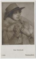 POSTAL FOTOGRAFIA DEL ACTOR OSSI OSWALDA / K. 1929 / PHOTOCHEMIE BERLIN - Foto's