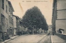 I11 - 38 -  VIENNE - Isère - Place De La Croix-Rouge - Vienne