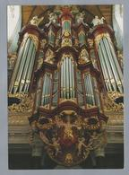 NL.- HAARLEM. Grote Of St. Bavokerk. Orgelfront, Chr. Müller Orgel. - Kerken En Kathedralen