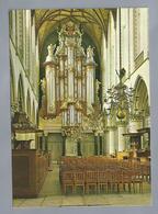 NL.- HAARLEM. Grote Of St. Bavokerk. Orgel. Preekstoel. . - Kerken En Kathedralen