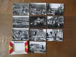 MONACO 10 PHOTOGRAPHIES 6X9 NOIR - Lieux