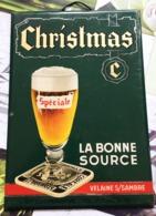 Brasserie  Velaine S/s  Plaque Publicitaire - Plaques Publicitaires