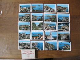 EXCURSION DE LA GRANDE CORNICHE 20 PHOTOS EN COULEUR 6X9 - Lieux