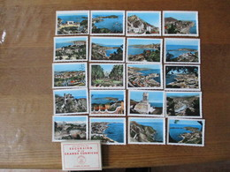 EXCURSION DE LA GRANDE CORNICHE 20 PHOTOS EN COULEUR 6X9 - Lugares