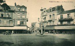 DPT 14 VILLERS-SUR-MER La Place Du Bourg - Villers Sur Mer