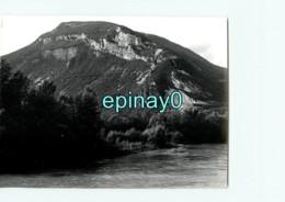 01 - CULOZ - Le Rhone Et Le Grand Colombier - PHOTOGRAPHE ROBERT PETIT - ATLAS-PHOTO - Fotos