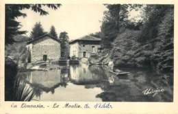 87 - SAINT LEONARD DE NOBLAT - Le Moulin De L'Artige - Saint Leonard De Noblat