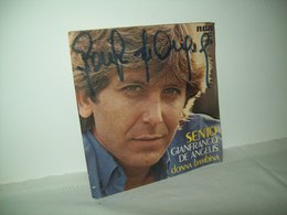 """Gianfranco De Angelis (1981)   """"Sento -. Donna Bambina"""" - 45 Rpm - Maxi-Single"""