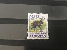 Ethiopië / Ethiopia - Bosbok (2) 2002 - Ethiopië