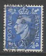 Great Britain 1941. Scott #262 (U) King George VI - 1902-1951 (Rois)